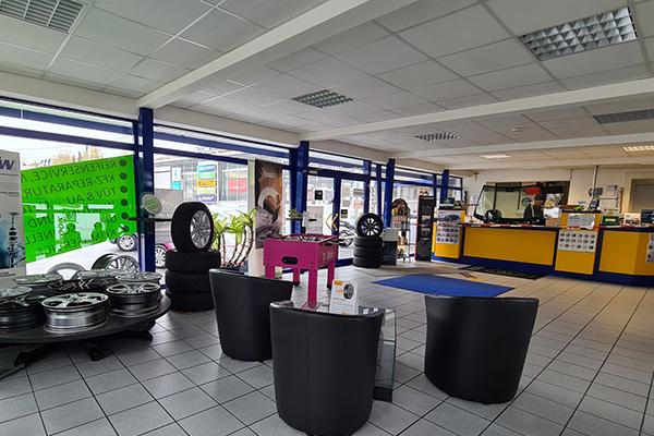 Bild 1 von PBM Fahrzeug- & Reifenservice GmbH