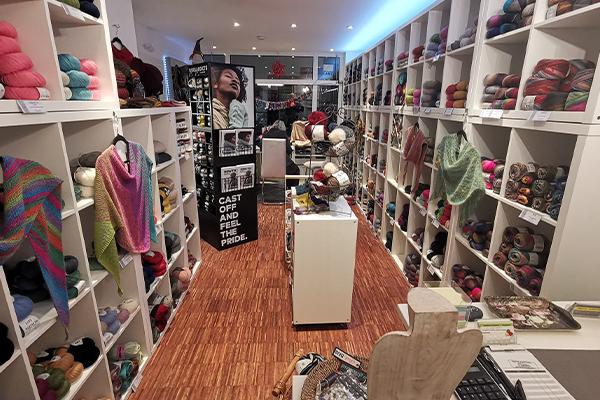 Bild 1 von Annette's Strickeria - Wolle & mehr Der freundlich - gemütliche Wollladen in Montabaur