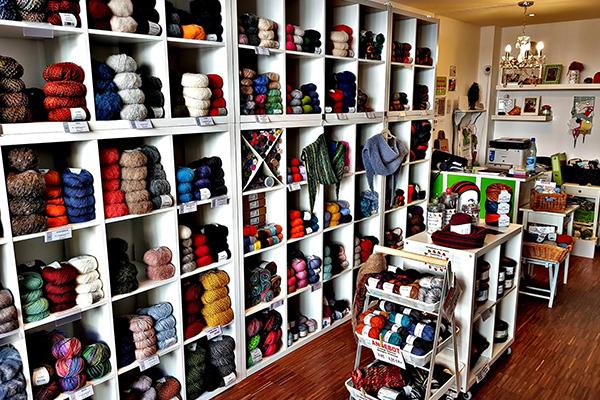Bild 2 von Annette's Strickeria - Wolle & mehr Der freundlich - gemütliche Wollladen in Montabaur